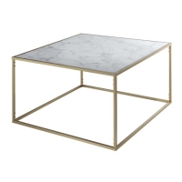 Rental store for Gold Marble Coffee Table in San Francisco CA