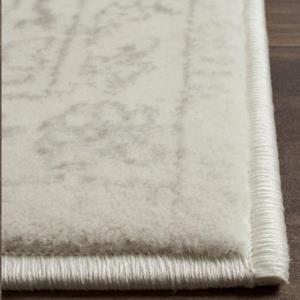 Where to find Cream  Light Grey Distressed Rug in San Francisco