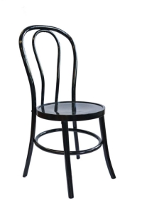 Rental store for Black Bentwood Chair in San Francisco CA