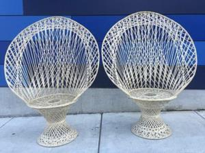 Where to find Lilly-of-the-Valley Peacock Chairs in San Francisco