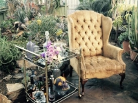 Rental store for Marigold Wingback Chair in San Francisco CA