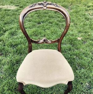 Where to find Vintage Dining Chairs-Tan in San Francisco
