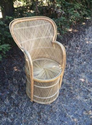Where to find Wheat Boho Chair in San Francisco