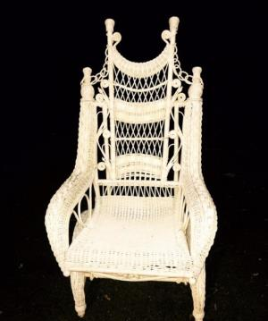 Where to find Wicker Throne in San Francisco