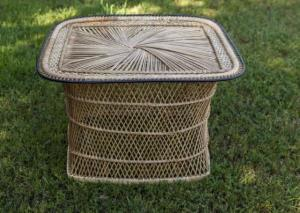 Where to find Boho Rattan Coffee Table in San Francisco