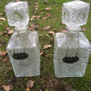 Where to find Crystal Decanters in San Francisco