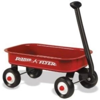 Rental store for Mini Radio Flyer Wagon in San Francisco CA