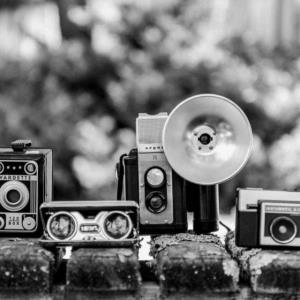 Where to find Vintage Cameras  Props in San Francisco
