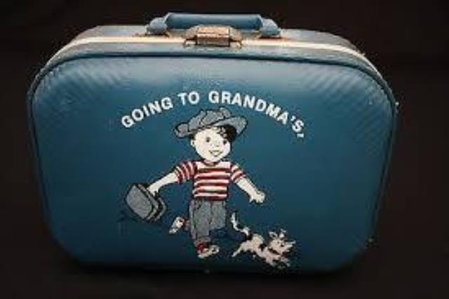 Where to find Vintage Children s Suitcase in San Francisco