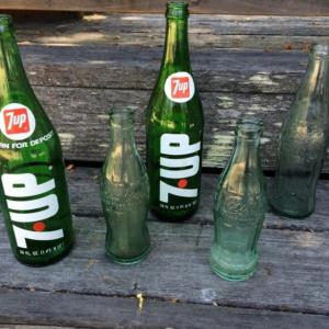 Where to find Vintage Soda Pop Bottles in San Francisco