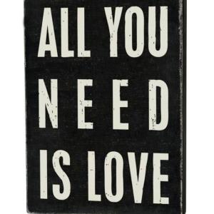 Where to find All You Need is Love ll in San Francisco