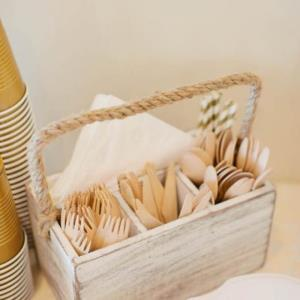 Where to find Rustic Silverware Caddy in San Francisco