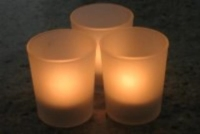 Rental store for Clear Assorted Votive Holders in San Francisco CA