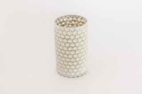 Rental store for Ivory Honeycomb Candle Holders in San Francisco CA