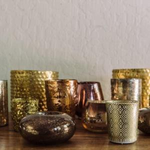 Where to find Metallic Candle Holders in San Francisco