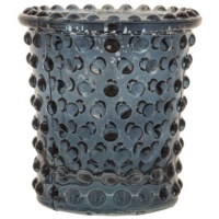 Rental store for Navy Hobnail Tea Light Holders in San Francisco CA