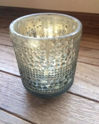 Rental store for Ombre Hobnail Candle Holder in San Francisco CA