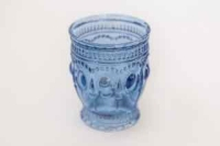 Rental store for Sky Blue Depression Glass Vessel in San Francisco CA