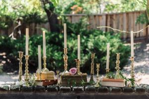 Where to find Vintage Brass Taper Candle Holders in San Francisco