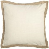 Rental store for Cream Canvas Pillows with Jute in San Francisco CA