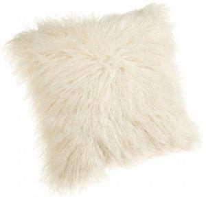 Where to find Faux Fur Mongolian Pillow in San Francisco