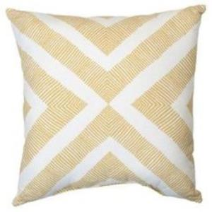 Where to find Metallic Gold Diamond Pattern Pillows in San Francisco