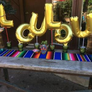 Where to find Mexican Serape Table Runner in San Francisco