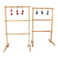 Rental store for Ladder Golf Wooden  set of 2 in San Francisco CA