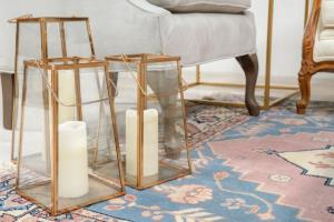 Where to find Rose Gold Lanterns in San Francisco