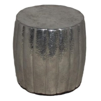 Rental store for Fluted Aluminum Drum in San Francisco CA