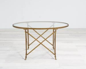Where to find Claw Foot Gold Table in San Francisco