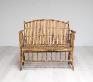 Where to find Bamboo Settee in San Francisco