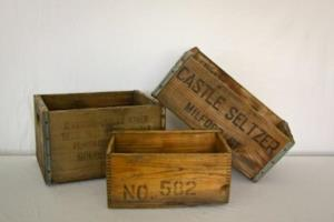 Where to find Wooden Crates in San Francisco