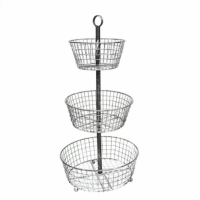 Rental store for Tiered Wire Baskets in San Francisco CA