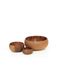 Rental store for Assorted Wooden Bowls in San Francisco CA