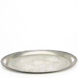 Where to find Large Oval Silver Tray in San Francisco