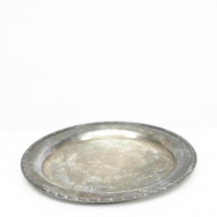Rental store for Round Silver Tray in San Francisco CA