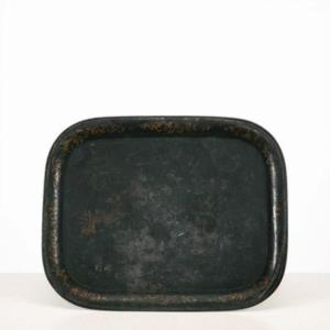 Where to find Small Black   Gold Tray in San Francisco