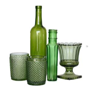 Where to find Green Glassware in San Francisco