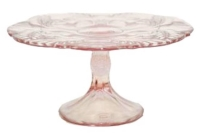 Rental store for Pink Cake Stand - Medium in San Francisco CA