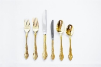 Rental store for Pacific Heights  Gold  Flatware in San Francisco CA